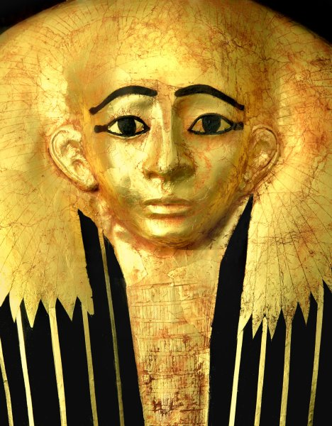 Picture of Mummy Mask of a Princess